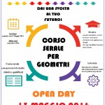 definitiva locandina OPEN DAY serale 2016-2017